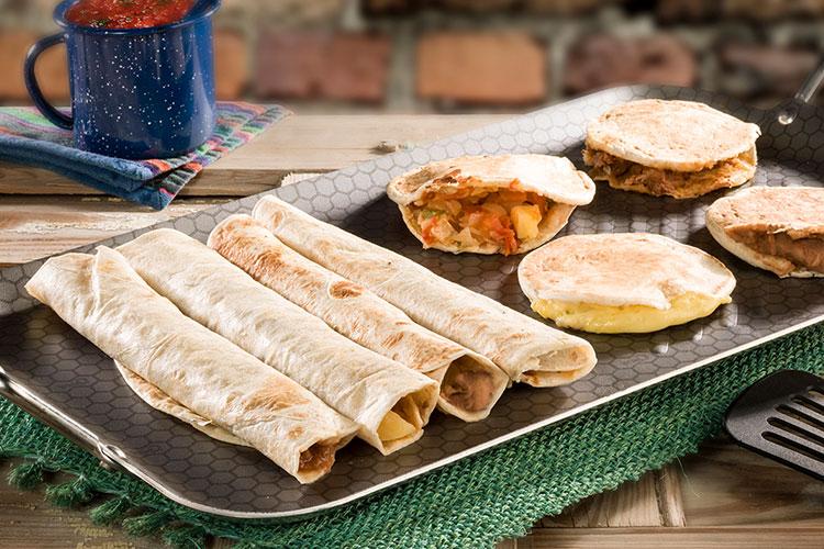 Burritos de Deshebrada